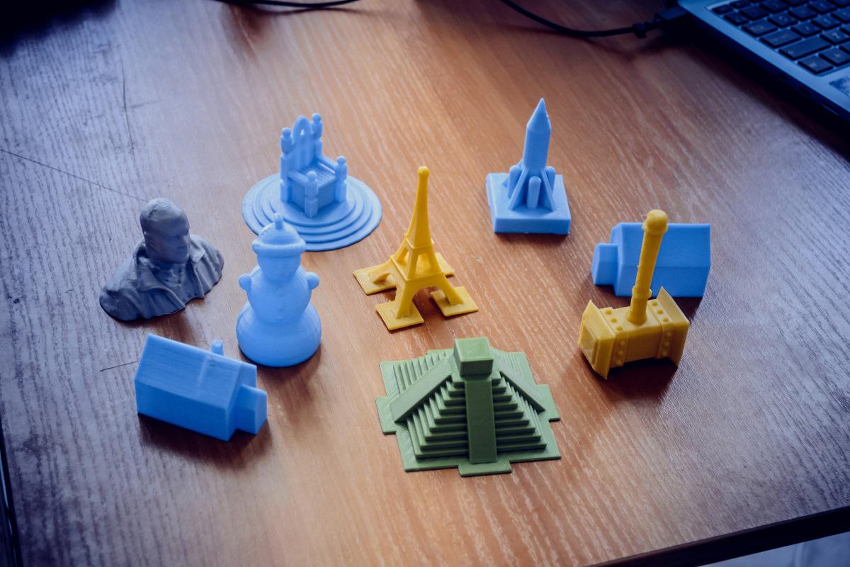 Tree Models   Brindes corporativos impressos em 3D