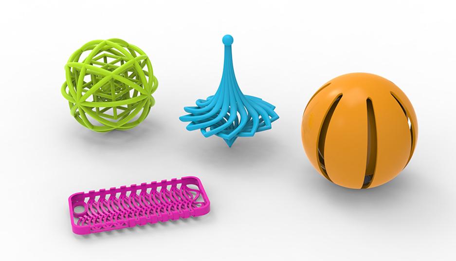 Tree Models | Impressão 3D FDM